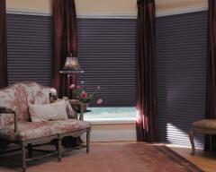 Duette Architella Honeycomb Shades for Homes & Living Rooms in Omaha, Elkhorn & Lincoln, Nebraska (NE)
