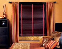 Parkland Wood Blinds for Homes & Bedrooms in Omaha, Elkhorn & Lincoln, Nebraska (NE)