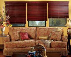 Parkland Exposé Wood Blinds for Homes & Living Rooms in Omaha, Elkhorn & Lincoln, Nebraska (NE)