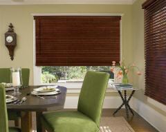 Parkland Genuine Wood Blinds for Homes & Dining Rooms in Omaha, Elkhorn & Lincoln, Nebraska (NE)