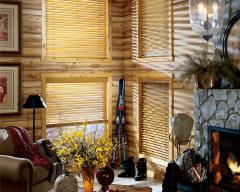 Parkland Select Wood Blinds for Homes & Living Rooms in Omaha, Elkhorn & Lincoln, Nebraska (NE)