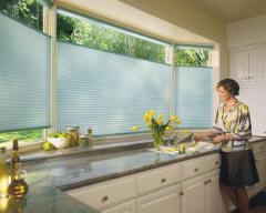 Duette Honeycomb Shades for Homes & Kitchens in Omaha, Elkhorn & Lincoln, Nebraska (NE)
