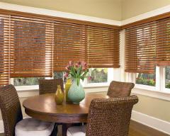 Everwood Alternative Wood Blinds for Homes & Dining Rooms in Omaha, Elkhorn & Lincoln, Nebraska (NE)