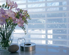 Nantucket Window Shadings for Homes in Omaha, Elkhorn & Lincoln, Nebraska (NE)