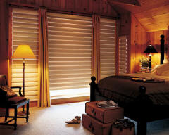 Pirouette Window Shadings for Homes & Bedrooms in Omaha, Elkhorn & Lincoln, Nebraska (NE)