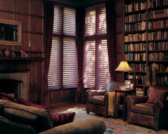 Silhouette Window Shadings for Homes & Reading Rooms in Omaha, Elkhorn & Lincoln, Nebraska (NE)