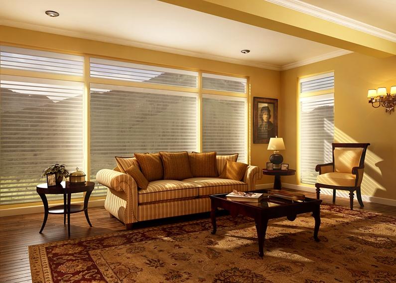 Silhouette Sheers & Shadings for Homes & Living Rooms in Omaha, Elkhorn & Lincoln, Nebraska (NE)