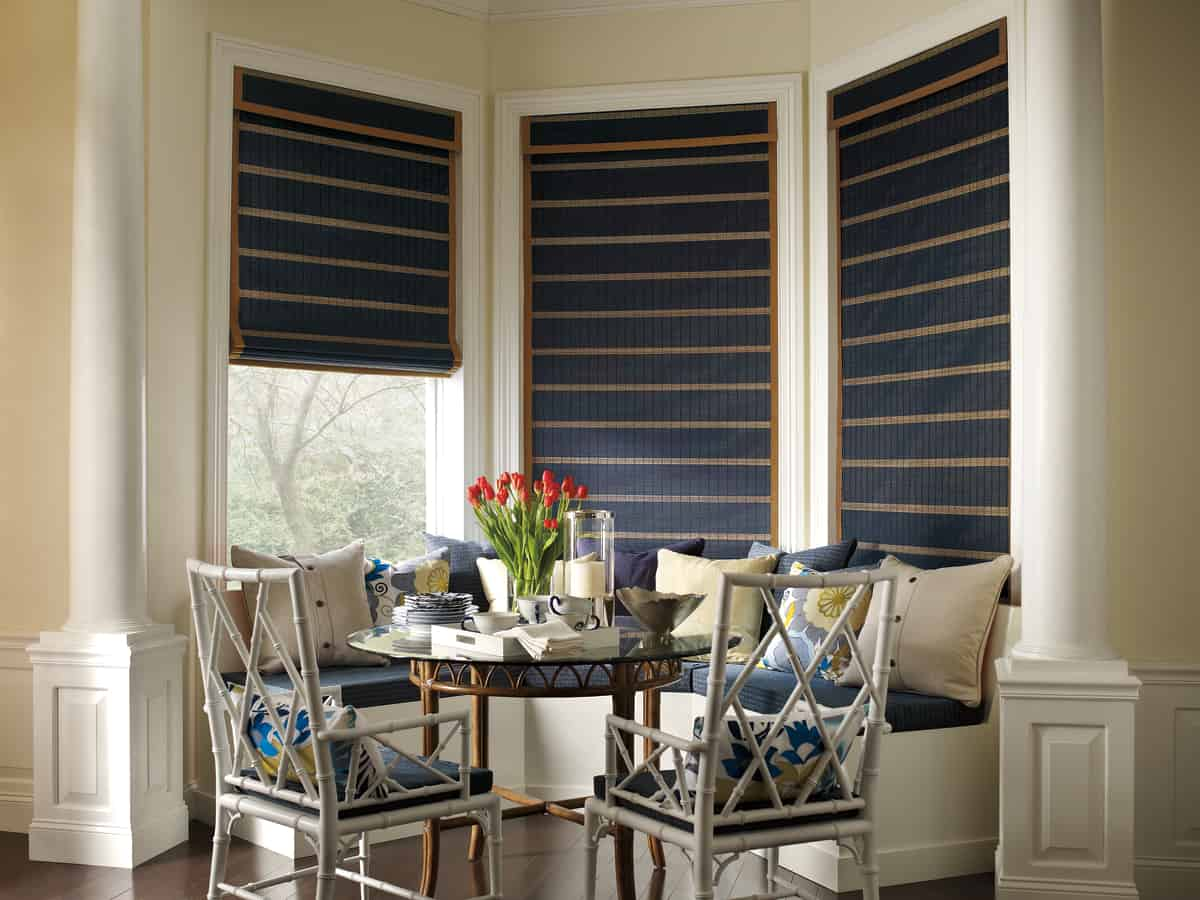 Provenance Woven Wood Shades for Homes, Living Rooms, and Bedrooms in Omaha & Lincoln, Nebraska (NE)
