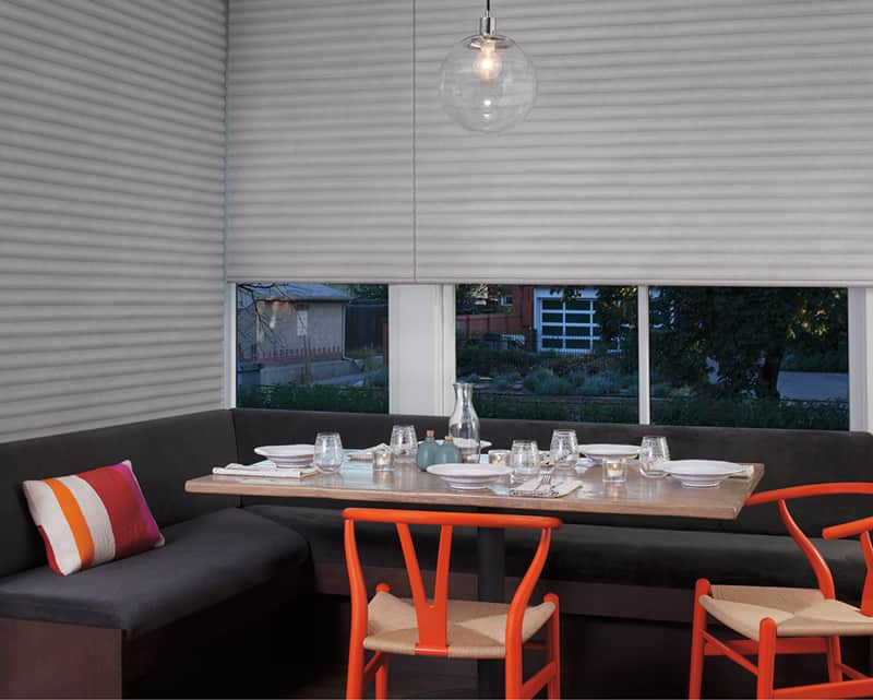 Sonnette Cellular Roller Shades for homes in Lincoln, Nebraska (NE) with Benefits Like Energy-Efficiency