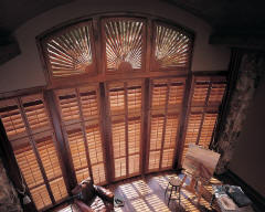 Heritance Hardwood Shutters for Homes & Drawing Rooms in Omaha, Elkhorn & Lincoln, Nebraska (NE)