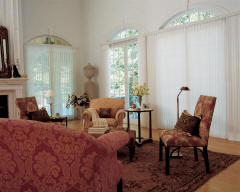 Luminette Privacy Sheers for Homes & Living Rooms in Omaha, Elkhorn & Lincoln, Nebraska (NE)