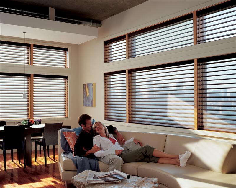 Silhouette Ultraglide Livingroom 3 Medium Lincoln Omaha Ne Custom Blinds Design