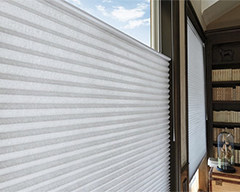 Duette Honeycomb Shades for Homes in Lincoln and Omaha, Nebraska (NE) for Energy-Efficiency and Privacy