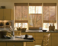 Provenance Woven Wood Shades for Homes & Kitchens in Omaha, Elkhorn & Lincoln, Nebraska (NE)