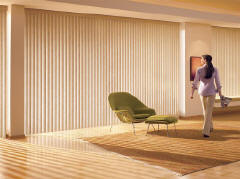 Hunter Douglas Vertical Blinds for Living Rooms in Lincoln & Omaha, Nebraska (NE)