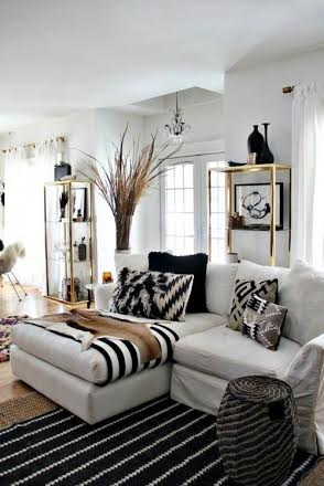 Mixing Patterns And Textures Is A Great Way To Personalize Your E Add Interest Any Room Making Home Feel More Elished Inviting