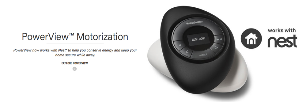 PowerView™ Motorization