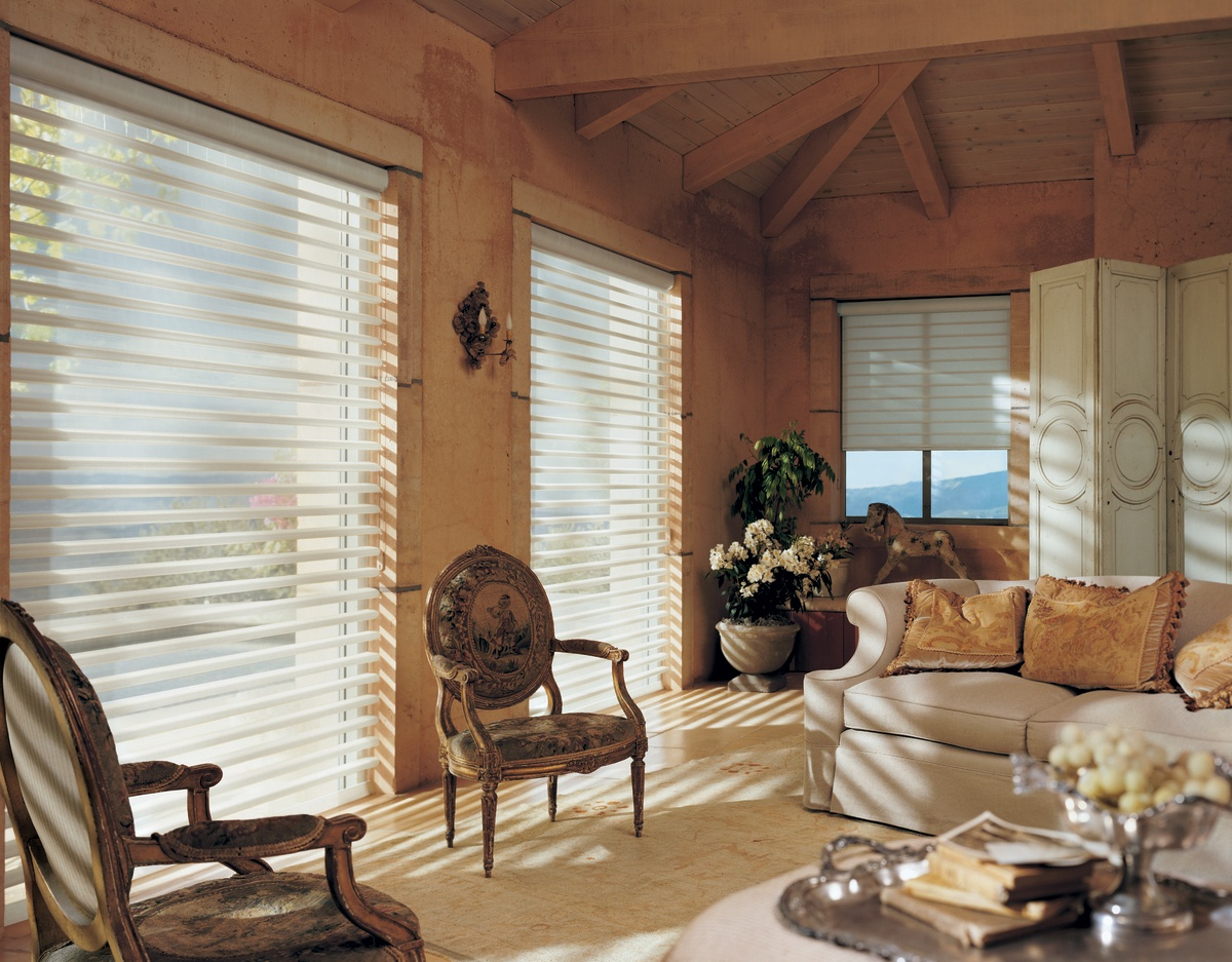 Pirouette Window Shadings for Homes in Omaha & Lincoln, Nebraska (NE)